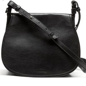 Banana Republic Crossbody Leather Bag